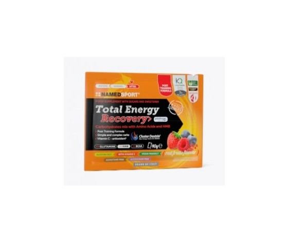 Named Sport Total Energy Recovery gusto Red Fruits
