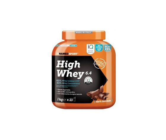 Named high whey 1kg - dark chocolate