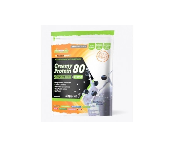 Named Creamy Protein 80 500g - Blueberry