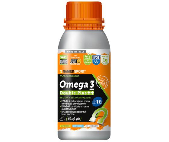 Named Omega 3 Double Plus 60 Soft Gels
