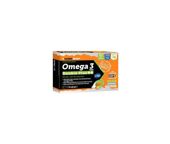 Named Omega 3 Double Plus 30 Soft Gels