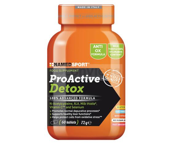 Named Proactive Detox 60 Compresse
