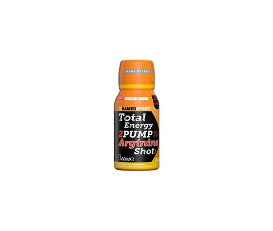Named Total Energy 2pump - Arginine Shot 60 Ml