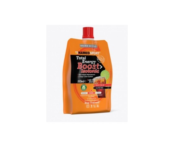 Named Total Energy Boost Isotonic - Cola and Lime