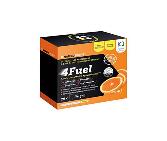 Named 4 Fuel - orange 20 bustine