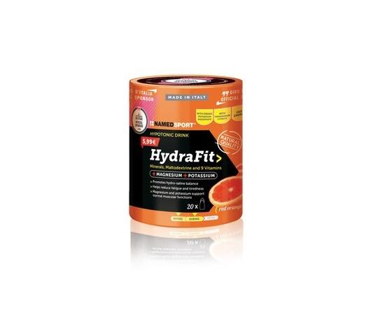 Named Hydra Fit 400g - red orange