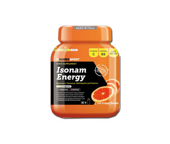 Named Isonam Energy 480 g - orange
