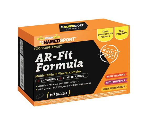Named AR-Fit formula 60 compresse