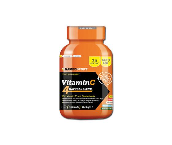 Named Vitamin C 4Natural blend 90 compresse