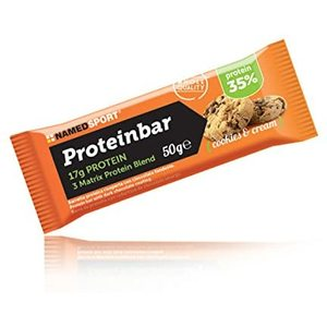 NAMED SPORT proteinbar     (cookies e crema ) 50g
