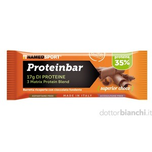 NAMED SPORT proteinbar -superior choco 50g
