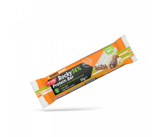 NAMED SPORT- Rocky 36% protein bar ( triple choco flavour ) 50g