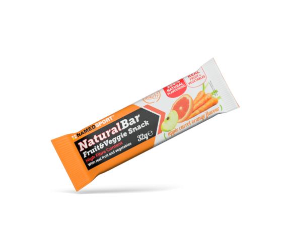 NAMED SPORT- Naturalbar ( appel carrot orange flavour ) 32g