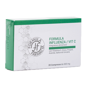 FF Formula Influenza/vitamina C - 20 compresse