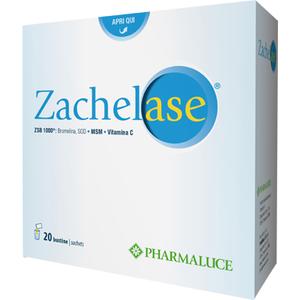 PHARMALUCE - Zachelase 20 bustine