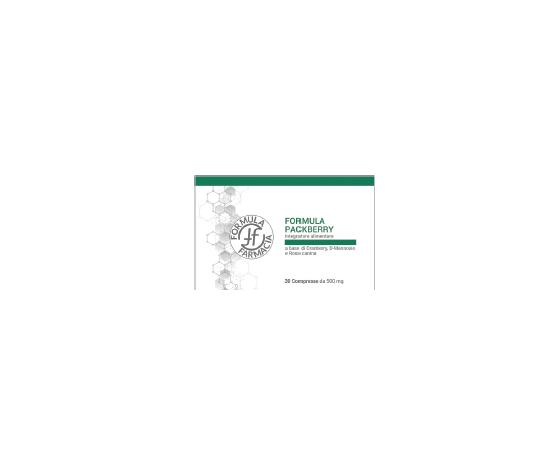 FF Formula packberry - 30 compresse da 500 mg