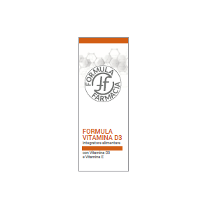 FF Formula vitamina D3 gocce 20ml