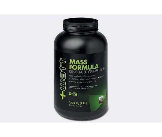 +WATT mass formula - 3.175kg
