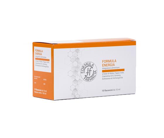 FF Formula energia - 10 flaconcini da 10 ml