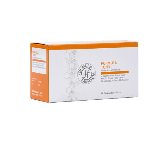 FF Formula tono - 10 flaconcini da 10 ml