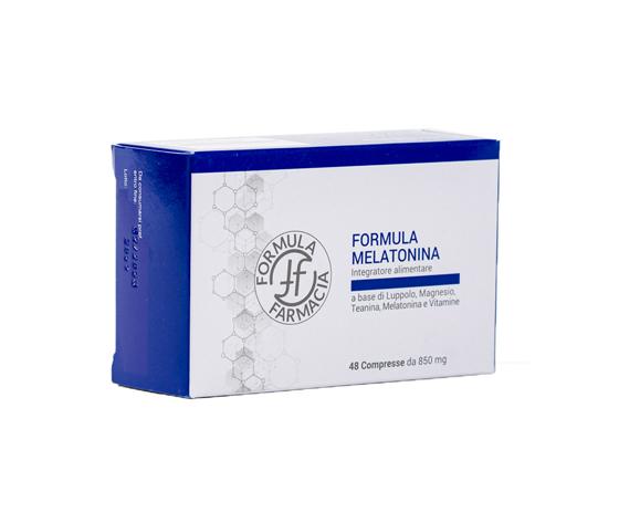 FF Formula melatonina - 48 compresse da 850mg