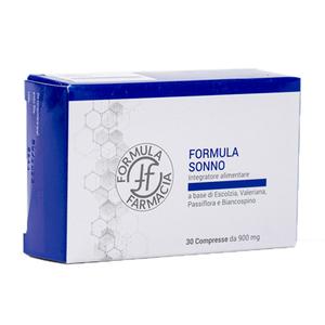 FF Formula Sonno - 30 compresse da 900mg