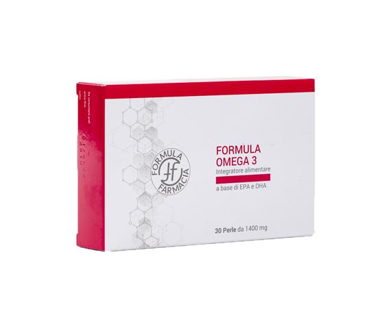 FF Formula omega 3 - 30 perle da 1400mg