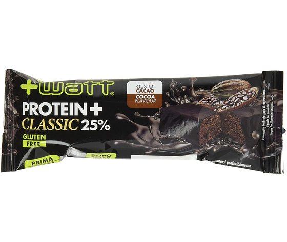 +WATT protein+classic 25% ( cacao-cocoa flavour )
