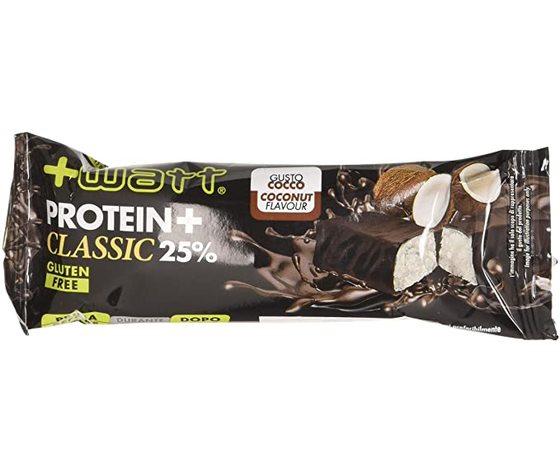 +WATT protein+classic 25% ( cocco-coconut flavour ) 40g