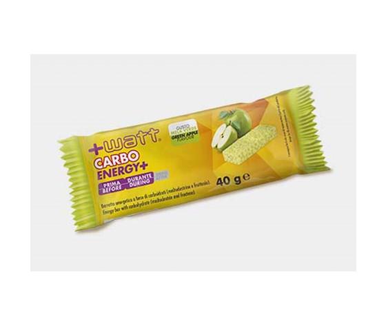 +WATT carbo energy+ ( mela verde ) 40g