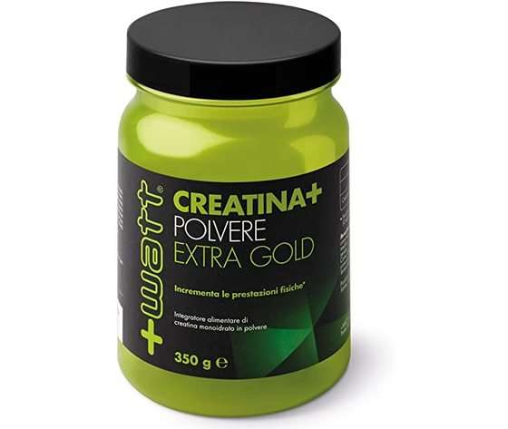 +WATT creatina+polvere extra gold 350g
