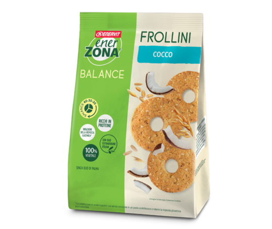 ENERVIT ener zona frollini ( cocco ) 250g