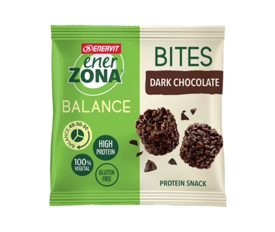 ENERVIT ener zona bites dark chocolate 24g