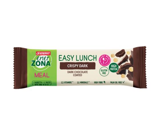 ENERVIT ener zona easy lunch crispy dark (chocolate) 58g