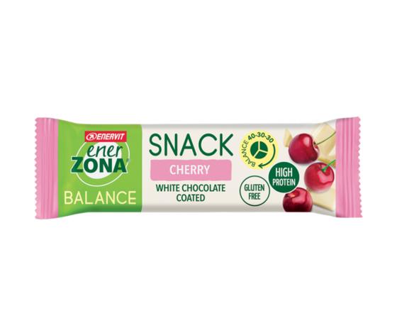 ENERVIT ener zona snack cherry white chocolate 33g