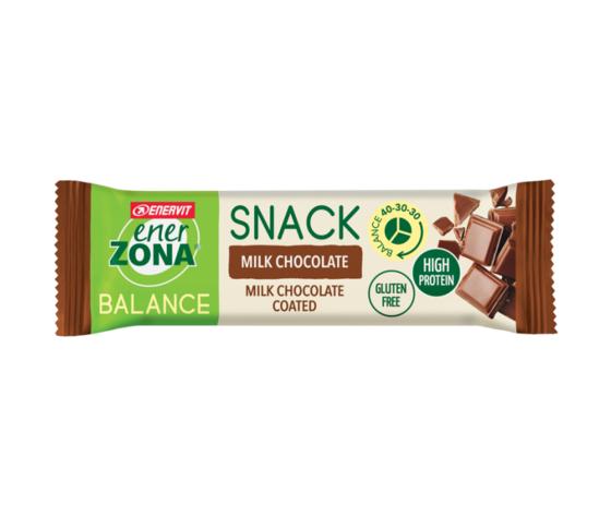ENERVIT ener zona snack milk chocolate 33g