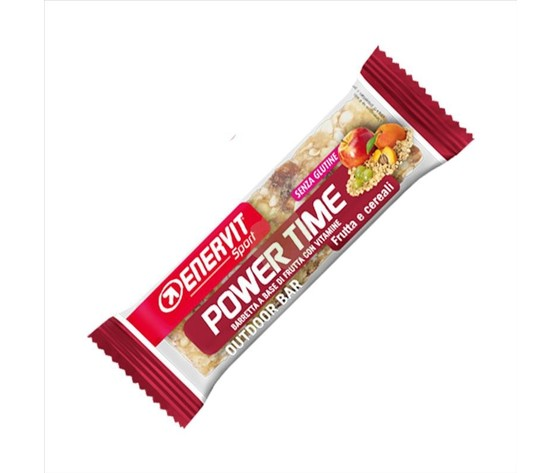 ENERVIT ener zona power time frutta e cereali 27g