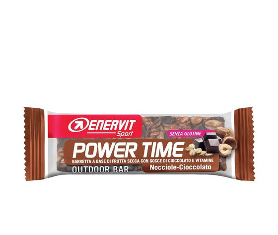 ENERVIT ener zona power time nocciole e cioccolato 30g
