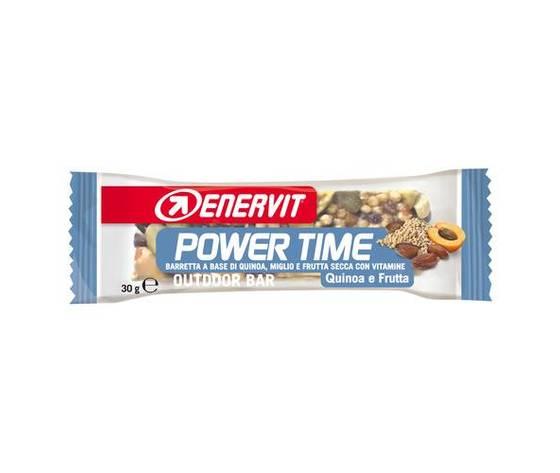 ENERVIT ener zona power time quinoa e frutta 30g