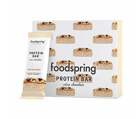 FOODSPRING protein bar (soft -caramel ) 65g