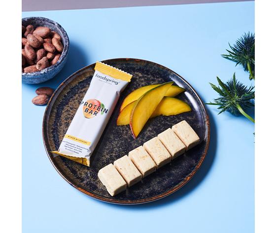 FOODSPRING protein bar mango milkshake 60g