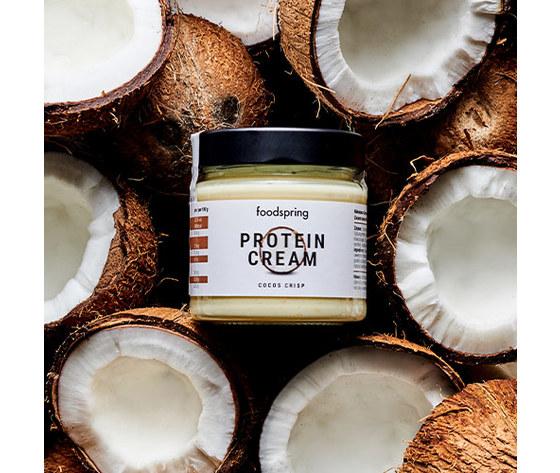 FOODSPRING protein cream cocco crisp 200g