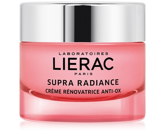 LABORATORIES LIERAC Supra radiance crème rénovatrice antio-ox 50ml