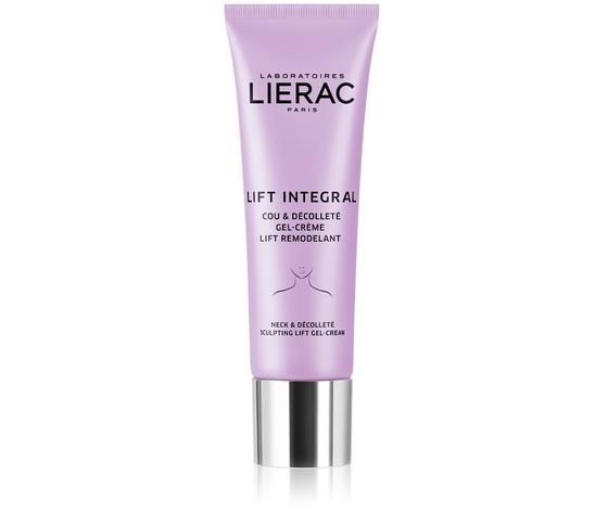 LABORATORIES LIERAC lift integral cou & décolleté gel-crème lift rimodellant 50 ml