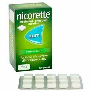 JOHNSON & JOHNSON Spa Nicorette 2 mg 105 gomme masticabili