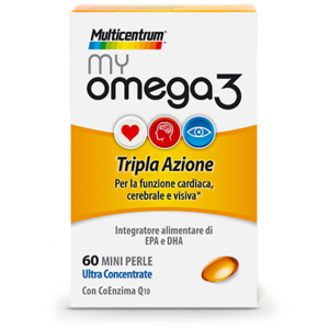 multicentrum my omega 3 60 perle