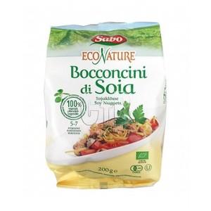bocconcini di soia 200g bio