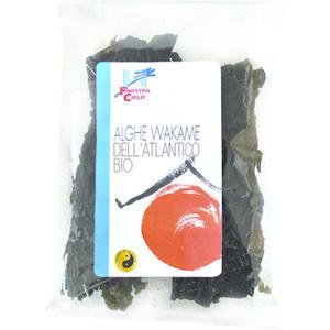 alga wakame dell'atlantico bio in fiocchi 30g