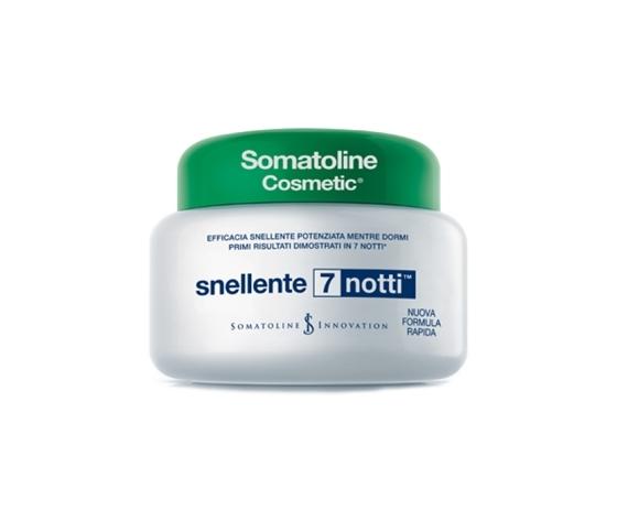 somatoline crema snellente intensivo 7 notti vaso 400ml