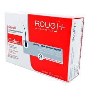 rougy fiale anticaduta-trattamento intensivo 1 mesi